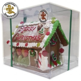 Christmas Gingerbread House (Large) - Complete