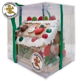 Gingerbread House (GF) (small) - Complete