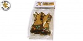 Choc Dipped Bunnies - Bagged (GF)