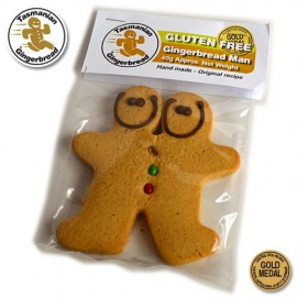 Gingerbread Man - Single Two Headed (GF)