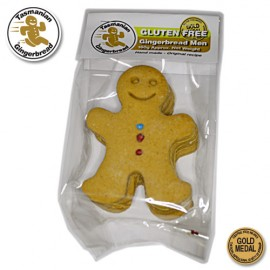 Gingerbread Man - Four Pack (GF)