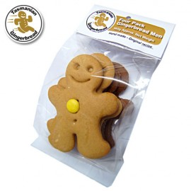 Gingerbread Men - Four Pack