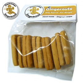 Ginger Nuts - Crunchy (GF)
