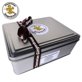 Assorted Gingerbread gift tin