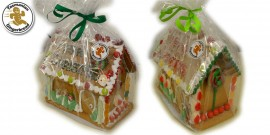 Christmas Gingerbread House (GF) (Large) - Complete