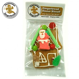Christmas House Biscuit (GF)