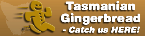 Triple Tassies (triple ginger) - Tasmanian Gingerbread Online Store